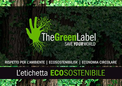TheGreenLabel.it, l'impegno di RB verso l'ambiente